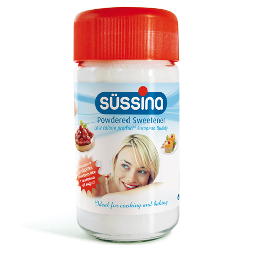 SUESSINA  Powdered Sweetener 75g